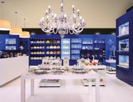 Vista Alegre Shop in Lisbon Colombo Mall 6